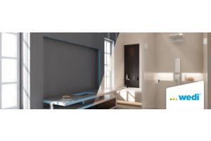 Badkamer renoveren met Wedi: 8 voordelen