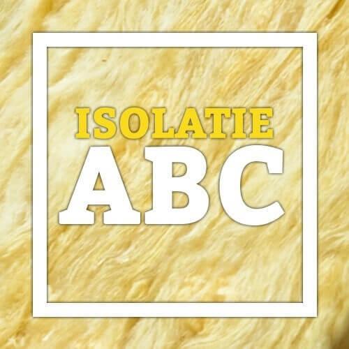 Isolatie alfabet: veelgebruikte termen uitgelegd