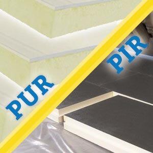 PIR of PUR: wat zijn de verschillen?