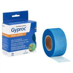 Gyproc Voegband Hydro Groen 30m G130319