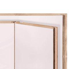 Panidur SharpClick Plafondpanelen 1390x295x10mm | 8 stuks