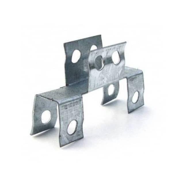 TEX stucplaat voegenclip