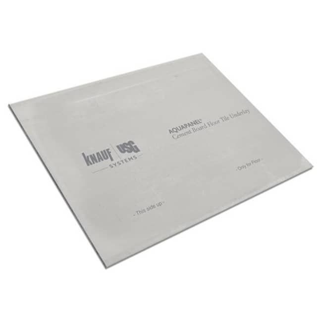Knauf Aquapanel Outdoor cementplaat 1,2m x 0,9m x 12,5mm
