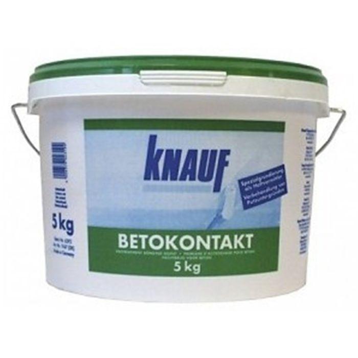Knauf Betokontakt Primer Roze 5kg 6392