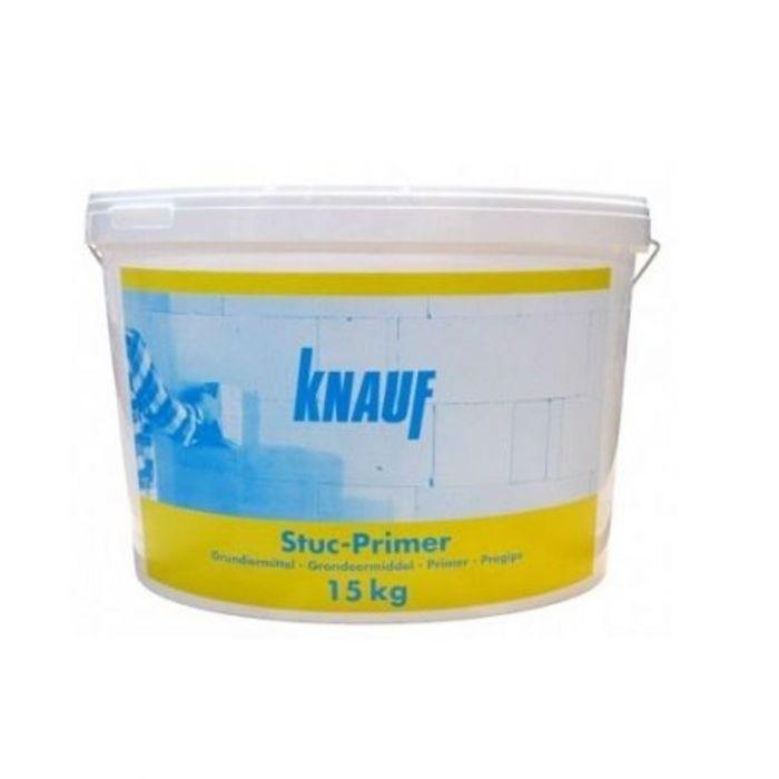 Knauf Stuc-Primer Geel 15kg 99405