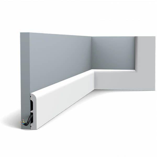 Orac Decor Plint SX183 Cascade 75mm x 13mm x 2m