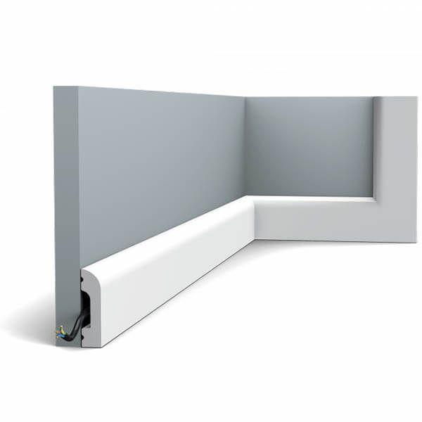 Orac Decor Plint SX182 Cascade 50mm x 13mm x 2m