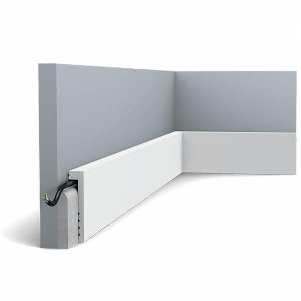 Orac Decor Plint SX171 Square 100mm x 22mm x 2m