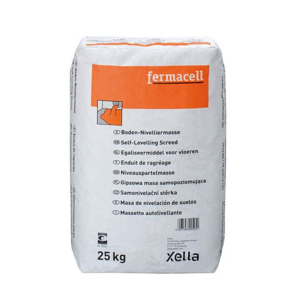 Fermacell Egaliseermiddel Vloeren 25kg
