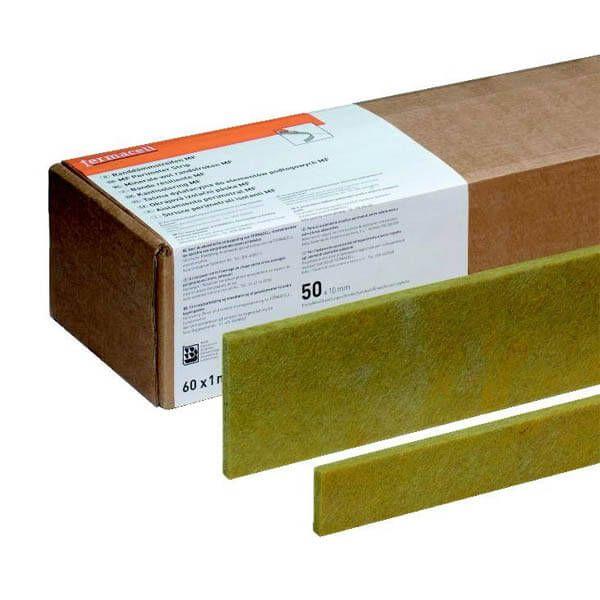Fermacell Randstroken Minerale Wol 1m x 50mm x 10mm