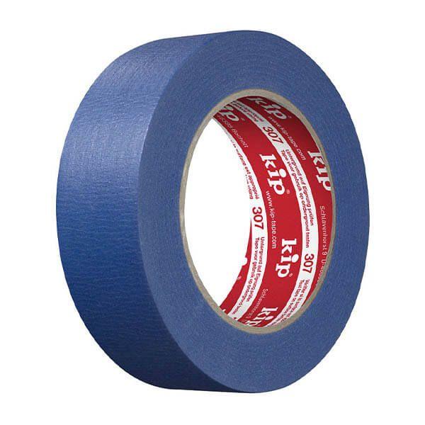 Kip Masking Tape schilderstape 307 blauw | 50m x 36mm