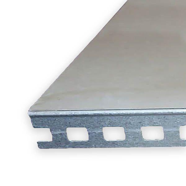 Dagkantelement 2200x230x12,5mm DK1 2200X230X12,5 VERZINKT