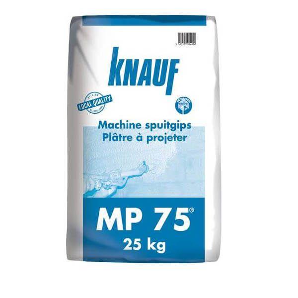 Knauf MP 75 Gipspleister 25kg