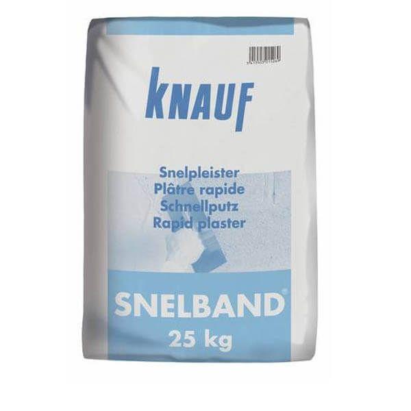 Knauf Snelband Snelpleister 25kg