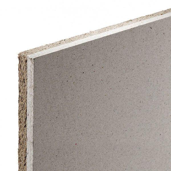 Acoustix Pan-Terre met Gipsvezelplaat 2,5m x 0,6m x 28,5mm