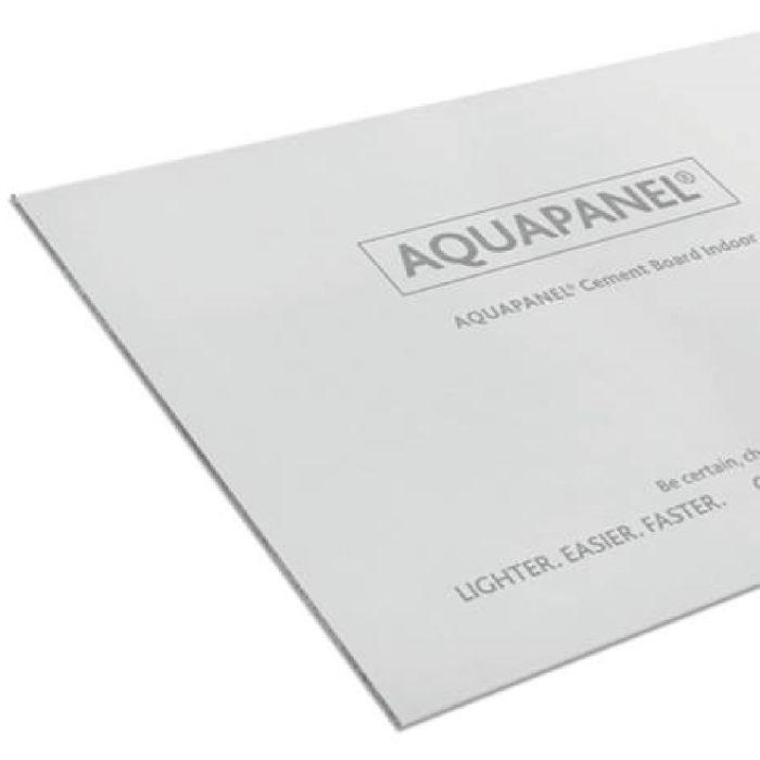 Knauf Aquapanel Indoor cementplaat 2,4x0,9mx12,5mm 508257