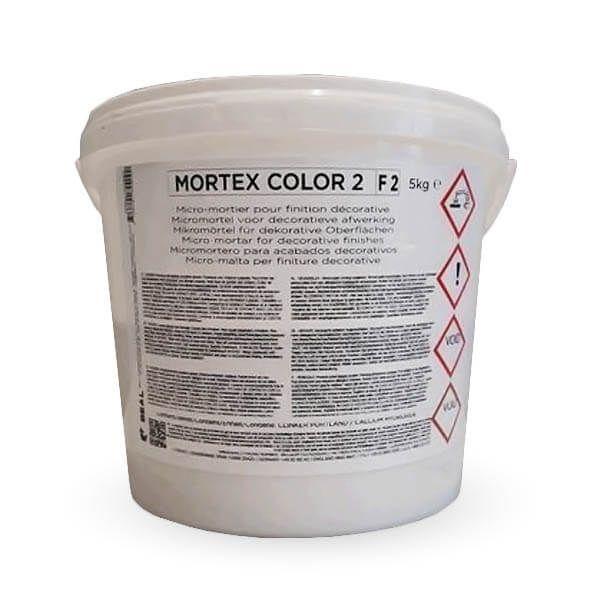 Beal Mortex Color 2-F2 Basispoeder 5kg