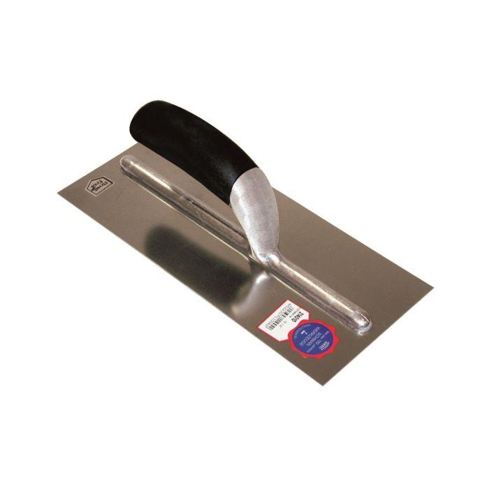 Schwan plakspaan RVS 28cmx13cmx1mm CP 214011