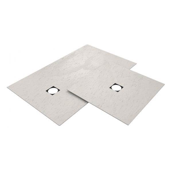 Wedi Fundo Top Plano douchevloer oppervlak | 1600x1000mm | Stone Grijs