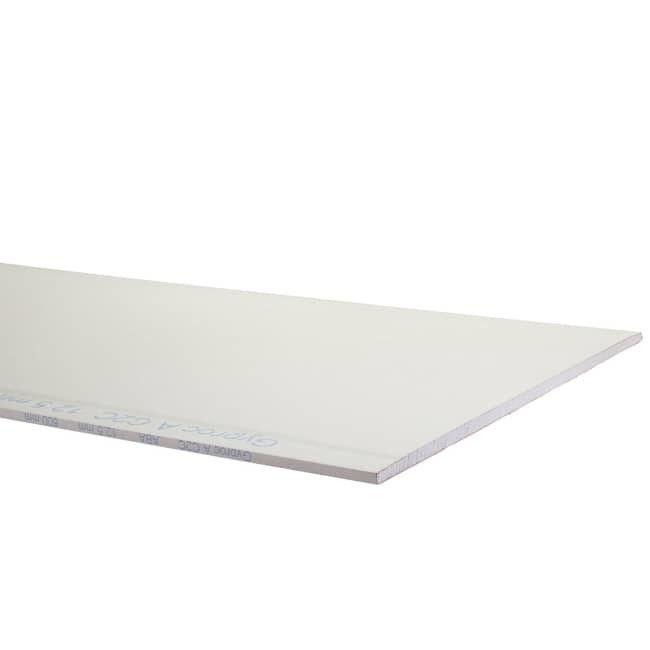 Gyproc gipsplaat 2,5m x 0,6m x 12,5mm 4xABA