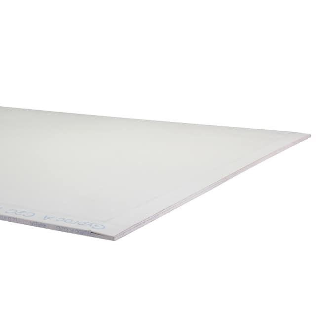 Gyproc gipsplaat 2,6mx1,2mx9,5mm 4xABA G100803