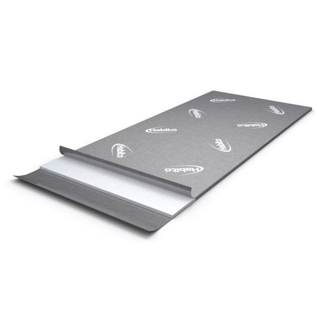 Gyproc Habito Gipsplaat Grijs 2,60mx0,60mx12,5mm G133938