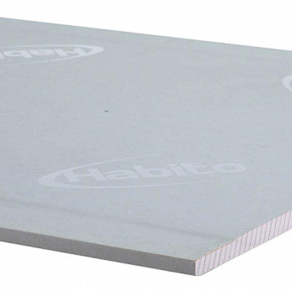 Gyproc Habito® Hydro Gipsplaat 3m x 1,2m x 12,5mm ABA