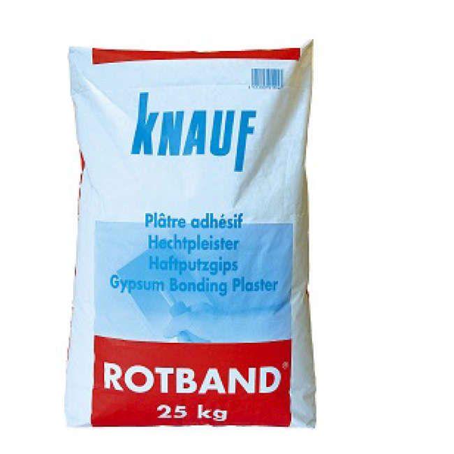 Knauf Rotband Hechtpleister 25kg