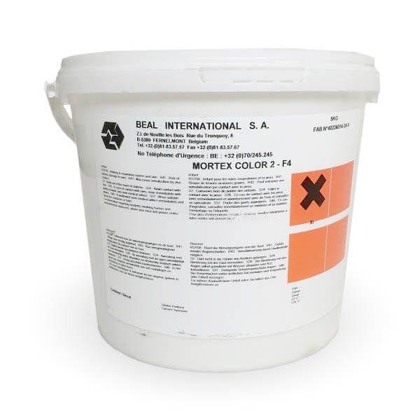 Beal Mortex Color 2-F4 Basispoeder 5kg