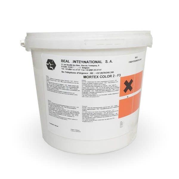 Beal Mortex Color 2-F3 Basispoeder 5kg