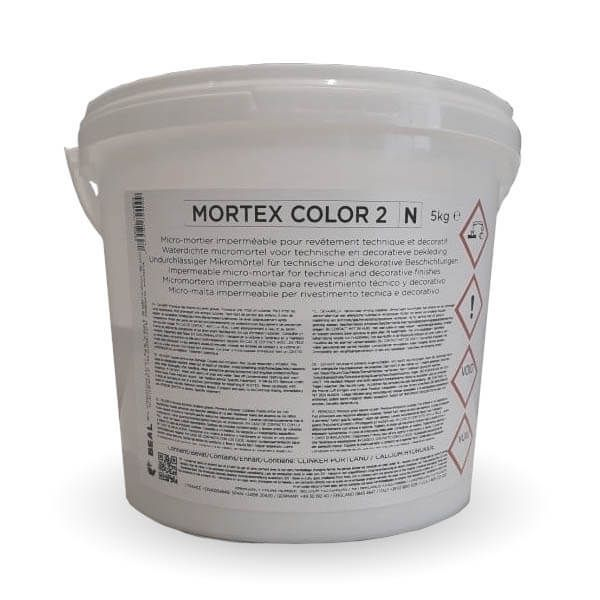 Beal Mortex Color 2-N Basispoeder 5kg