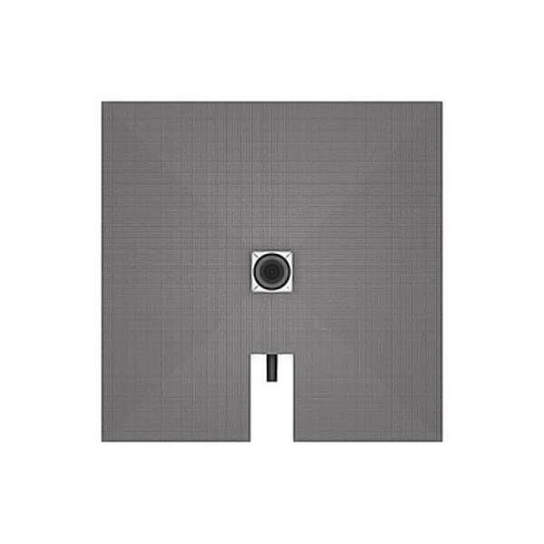 Wedi Fundo Plano douchevloerelement 900x900mm | Afvoer centraal