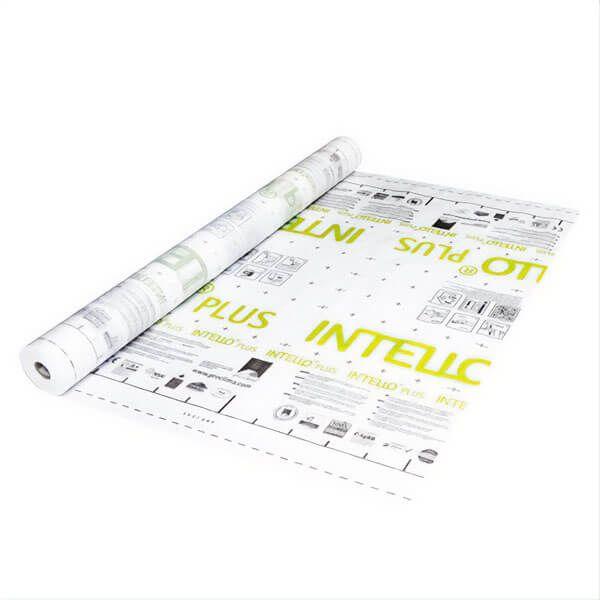 Pro Clima Intello Plus Gewapende Dampscherm 50 m x 1,5 m