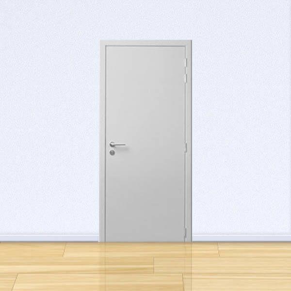 Door-Tech Binnendeur RF0 2015x780mm Links Zonder Sluiting