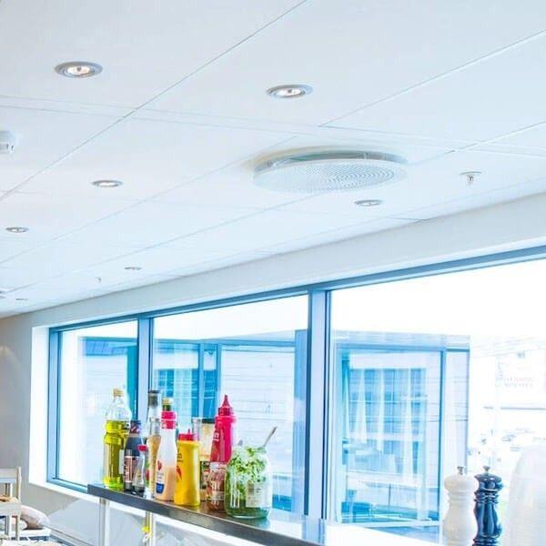 Rockfon Hydroclean 12 Plafondpaneel 600x600x20mm
