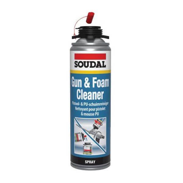 Soudal Gun & Foam Cleaner PU-Schuim reiniger 500ml