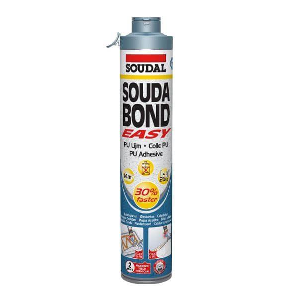 Soudal Soudabond Easy Click & Fix PU Lijm 0,75L