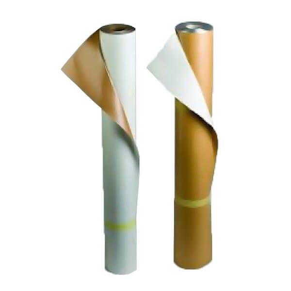 Stucloper/Protectiekarton Bruin/Wit 40mx1,25m