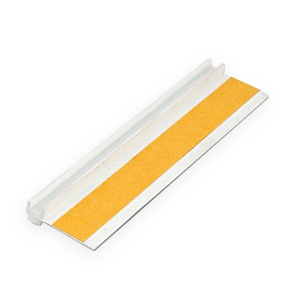 Wilmar Aansluitingsprofiel PVC 2,4m x 6mm