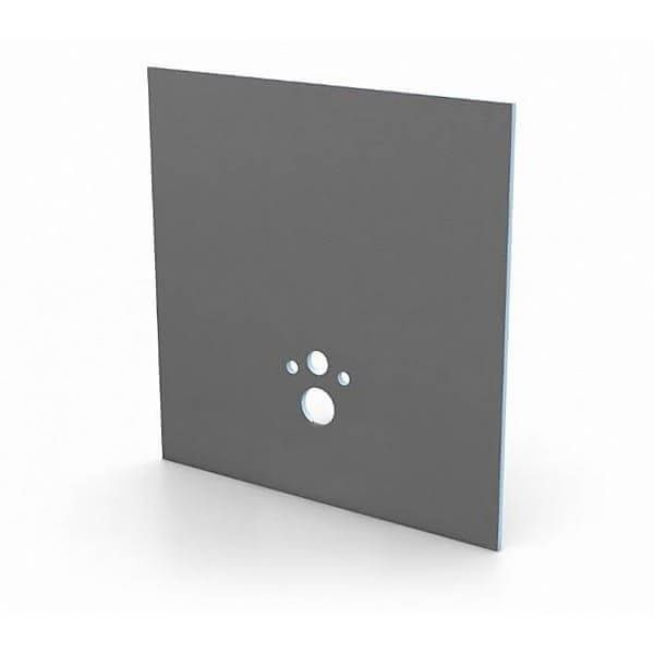 Wedi I-Board Bouwplaat Hangtoilet 1245mm x 1200mm x 20mm