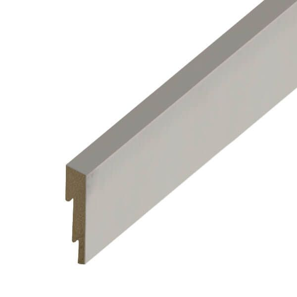 Panidur SharpClick Plint 2,56m x 73mm x 16mm