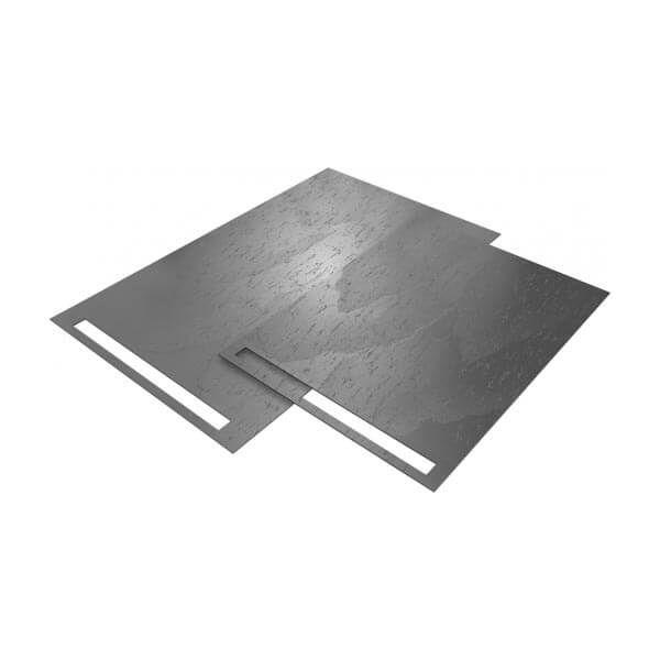 Wedi Fundo Top RioLito Neo douchevloer oppervlak | 1800 x 900mm | Concrete Grijs
