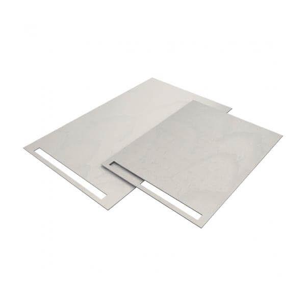 Wedi Fundo Top RioLito Neo douchevloer oppervlak | 1200x900mm | Stone Grijs