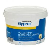 Gyproc Vulmiddel Mix Pleisterplamuur Pasta 5kg G109385