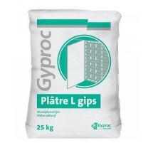 Gyproc L-Gips Kleefgips Poeder 25kg G124522