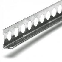 Gyproc Board Stop Stopprofiel Verzinkt 3m x 12,5mm