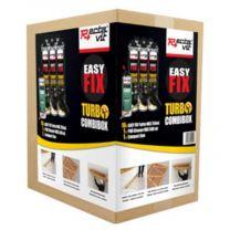 Rectavit Easy Fix Turbo Combibox Montagelijmen