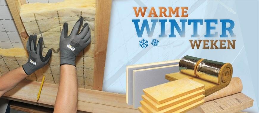 Warme Winter Weken