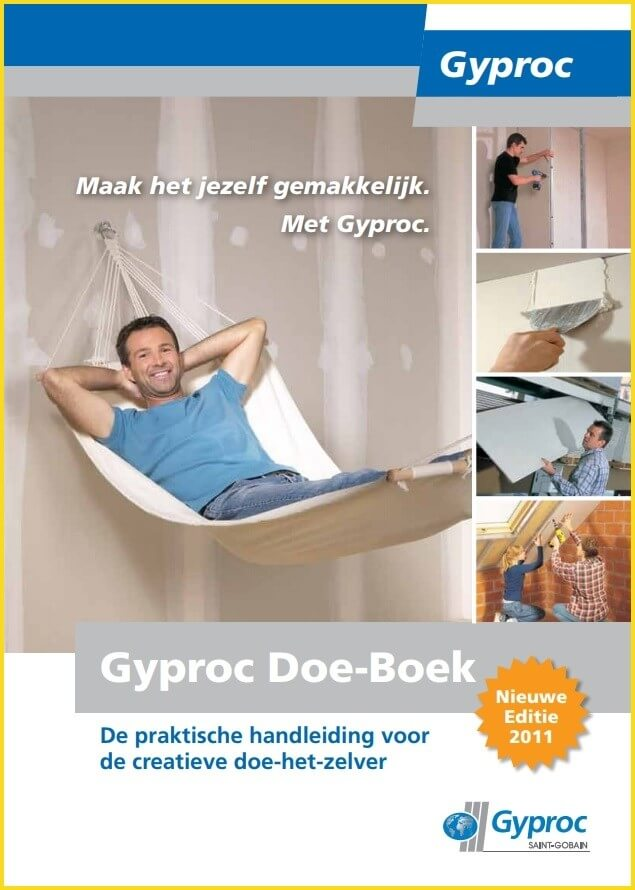 Gyproc Doe Boek