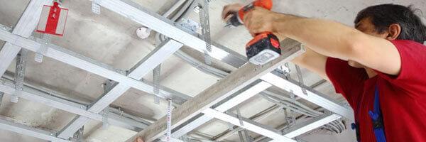 Gyproc plafondprofielen